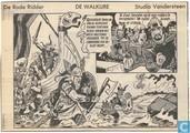 Bandes dessinées - Chevalier Rouge, Le [Vandersteen] - De walkure