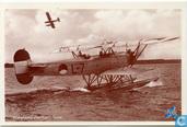 LMT009 Fokker C-VII W watervliegtuig van De Mok, Texel