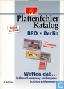 Plattenfehler Katalog BRD & Berlin