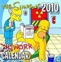 The Simpsons Work Calendar 2010