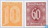 1921 rate, new color (DR D8)