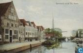 Korenmarkt en de Sas, Hoorn