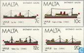 1986 Schiffe (MAL 180)
