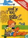 Bandes dessinées - Boule et Bill - Weet je 't nog, Billie?