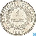 Frankreich 1 Franc 1808 (I)
