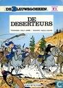 Comics - Blauen Boys, Die - De deserteurs