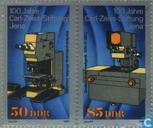 Carl-Zeiss Foundation 1889-1989