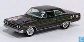 Voitures miniatures - Johnny Lightning - Plymouth Belvedere GTX 'Coca Cola'