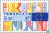 Postage Stamps - Netherlands [NLD] - European internal market