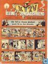 Strips - Kleine Zondagsvriend (tijdschrift) - 1945 nummer  8