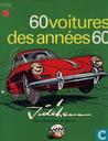 60 voitures des annees 60