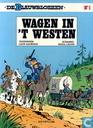 Comic Books - Bluecoats, The - Wagen in 't Westen