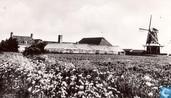 Kweekbedrijf met korenmolen Ropta
