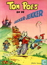 Comic Books - Bumble and Tom Puss - Tom Poes en de jakker-jekker