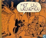 Comic Books - Bumble and Tom Puss - Met uw welnemen