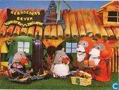 Fabeltjeskrant nr.17 - Gezusters Hamster op bezoek bij Gebroeders Bever