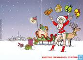 Kerstkaart Standaard Uitgeverij 1997
