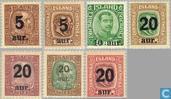 1921 Opdruk (IJS 15)