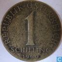 Autriche 1 schilling 1960