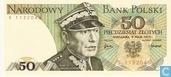 Polen 50 Zlotych 1975
