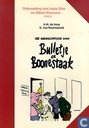 Bandes dessinées - Bulletje en Boonestaak, De wereldreis van - Ontmoeting met Jopie Slim en Dikkie Bigmans (1922)
