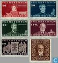 1940 Prince Johann II 100 years (LIE 41)