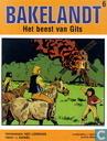 Comic Books - Bakelandt - Het beest van Gits