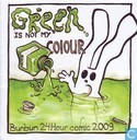 Green is Not My Colour - Bunbun 24 Hour Comic 2009