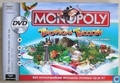 Board games - Monopoly - Monopoly Tropical Tycoon (met DVD)