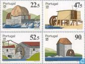 Portuguese-Brazilian stamp tent. LUBRAPEX