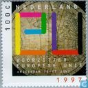 Postage Stamps - Netherlands [NLD] - President Of The European Union