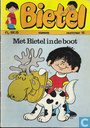Comic Books - Bietel - Met Bietel in de boot