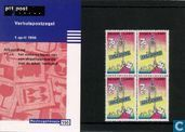 Postage Stamps - Netherlands [NLD] - Moving House Stamps