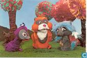 Fabeltjeskrant - Juffrouw Mier, Myra Hamster en Snoespoes