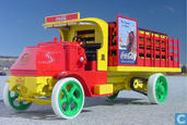 Model cars - First Gear - Mack AC Depot Truck 'Coca-Cola'