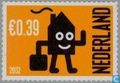 Moving House Stamps