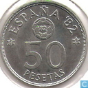 Monnaies - Espagne - Espagne 50 pesetas 1981