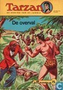 Comic Books - Tarzan of the Apes - De overval