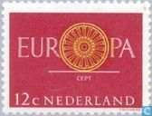 Postage Stamps - Netherlands [NLD] - Europe – Spoked Wheel