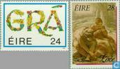 1989 LOVE timbres (IER 249)