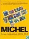 Europa-Katalog West 1997/98 (M-Z)