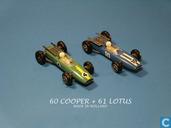 Cooper + Lotus Formula 1