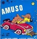 Strips - Arthur, het spookje zonder vrees - Amuso 1