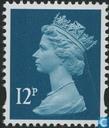 Queen Elizabeth II - Machin Decimal
