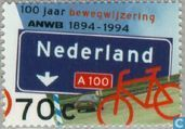 Timbres-poste - Pays-Bas [NLD] - Signalisation ANWB