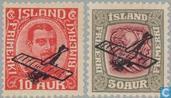 Print 1928 Flugzeuge (ICE 21)