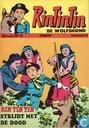 Strips - Rin Tin Tin - Rin Tin Tin strijdt met de dood