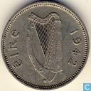 Irland 3 Pence 1942