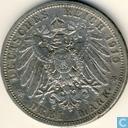 Pruisen 3 mark 1910