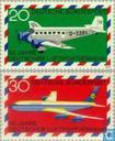Air-mail traffic 1919-1969